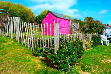 Beach Hut, Bembridge, Isle of Wight